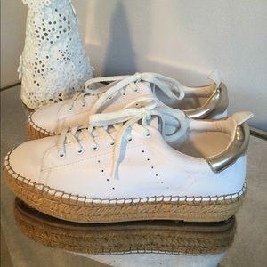Steve Madden platform sneakers